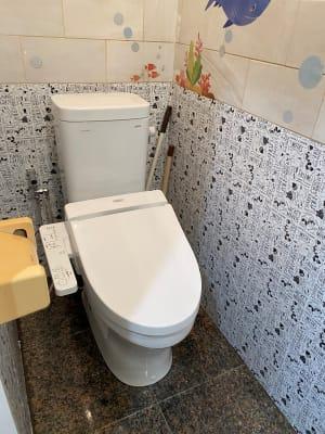 トイレ - ブルーツリースタジオ レンタルスペースの設備の写真
