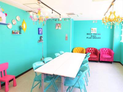 机と椅子に用途変更 - ベストフレンドレンタルスペース スタジオ / 大部屋(ベスト2)の室内の写真