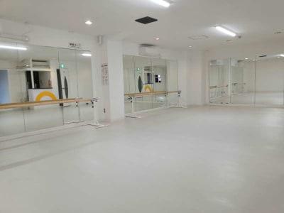 ダンス、ヨガスタジオ ダンス、バレエ、音楽スタジオ、Bの室内の写真