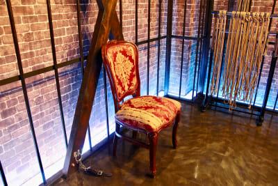 Bar Queen 撮影スタジオの室内の写真