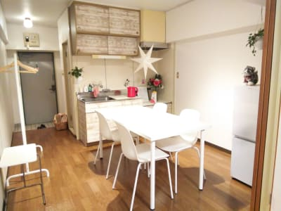 キッチン - レンタルスペースあられ 貸会議室 レンタルスペースの室内の写真
