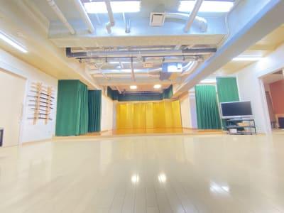 全体像です - サムライ剣舞シアターの室内の写真