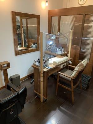 supreme 美容室レンタルスペースの室内の写真
