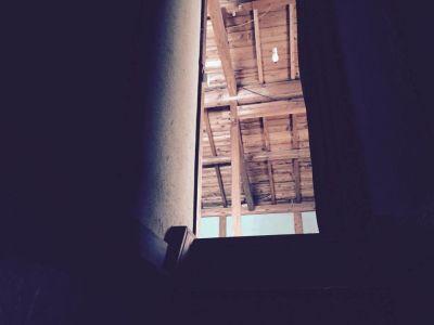 むぎのレンタルスペース やねうらの入口の写真