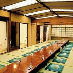 畳30畳の綺麗なお部屋です。椅子は座布団が、用意できます。 - みどり 畳の御座敷 フロア貸し切りOK!の室内の写真