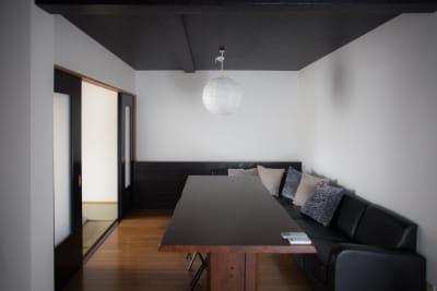 Nishichaya旅音 リビングの室内の写真