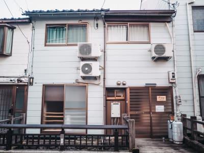 Nishichaya旅音 リビングの外観の写真
