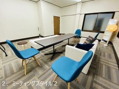 LMスペース錦糸町の室内の写真