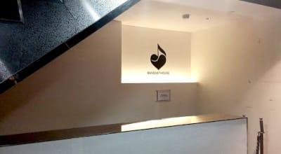 入口 - バンケットハウス 撮影・配信・練習スタジオの入口の写真