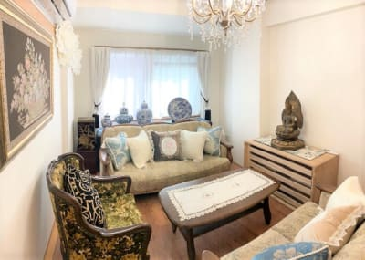 レンタルサロンプリュムブランシェ ルーム  Calme(カルム)の室内の写真