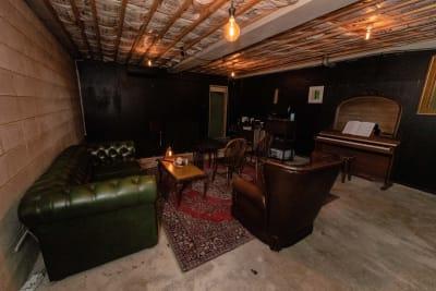 ステージがあるライブスペース - 黒門カルチャーファクトリー 撮影スタジオの室内の写真