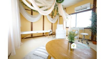 【Eurekaサロンスペース】 Eurekaサロンスペースの室内の写真