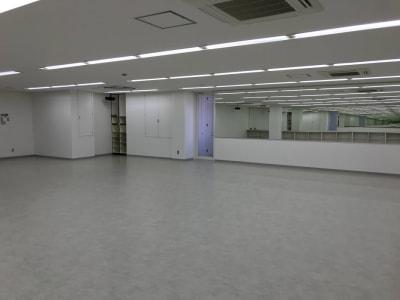 RTCビル ニコニコカルチャースタジオ5Fの室内の写真