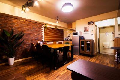 Brick Court 五反田の室内の写真