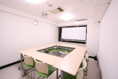 渋谷宮下パークビル ふれあい貸し会議室渋谷No22の室内の写真