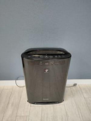空気清浄機 - レンタル仕事部屋 向ヶ丘遊園駅の設備の写真