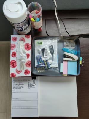 文房具 - レンタル仕事部屋 向ヶ丘遊園駅の設備の写真