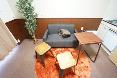 【天満橋ミニマルオフィス】 天満橋ミニマルオフィス302の室内の写真