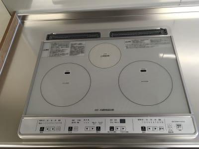 IHコンロ(2台) - レンタルスペース&A 多目的スペース、レンタルキッチンの設備の写真