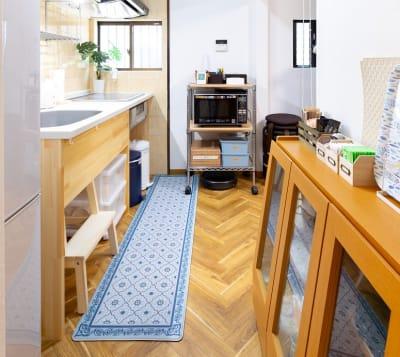 オーブンレンジ・炊飯器もございます - プレテコフレ朝潮橋 駅前レンタルスペースの設備の写真
