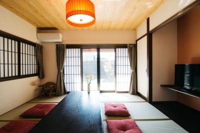 Wacasa旅音 リビングの室内の写真