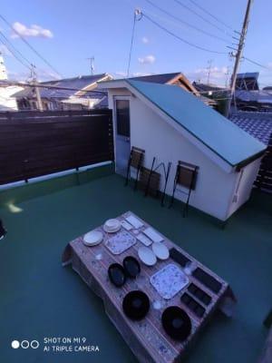 遊泊寺田町レンタルスペース 遊泊寺田町多目的スペースの設備の写真