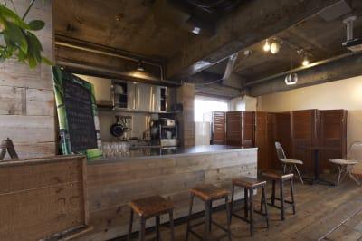 南青山レンタルスペース (撮影1日貸し)メイスの室内の写真