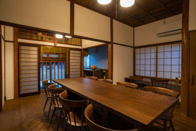 Kenroku旅音 和室リビングの室内の写真