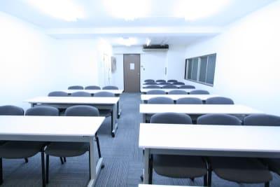東新ビル ふれあい貸し会議室 新富町Aの室内の写真
