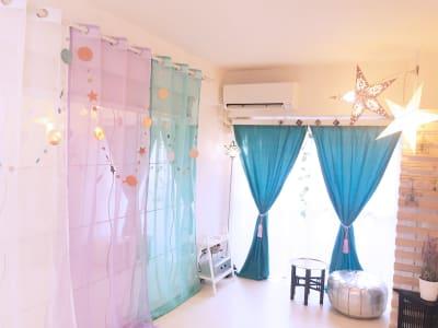 リアド・ステラ 完全個室貸切レンタルサロンの室内の写真