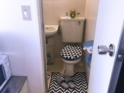 お手洗い - リアド・ステラ 完全個室貸切レンタルサロンの設備の写真