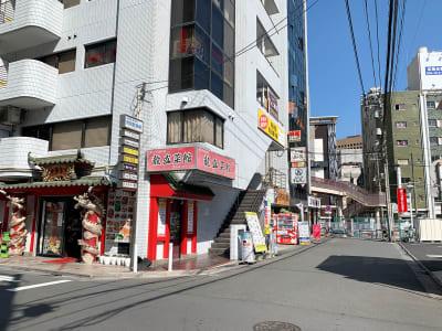 京急川崎駅から1分 - GS川崎貸会議室 テレワークや会議に最適な貸会議室の外観の写真