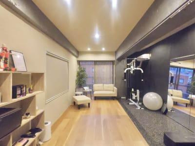 FILLGOUA(フィルガ) ジムサロン/撮影利用可能の室内の写真