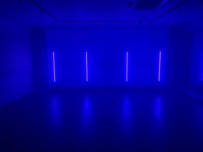 (有料オプション) UVライト 8本まで本/¥300 - TCEスタジオ(1F) 時間貸しダンススタジオの設備の写真