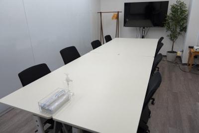 BTSオフィス 6階会議室Bの室内の写真