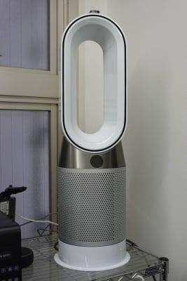 ダイソン空気清浄機 - BTSオフィス 6階会議室Aの設備の写真