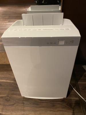 ストリーマー搭載の強力な空気清浄機です。これで空間除菌もバッチリ♪ - DANCESTUDIOLoRe ダンススタジオロア1スタジオの設備の写真
