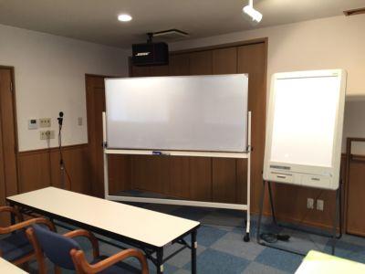 (予備)コンベンションルーム上前津 4Fレンタルホールの設備の写真