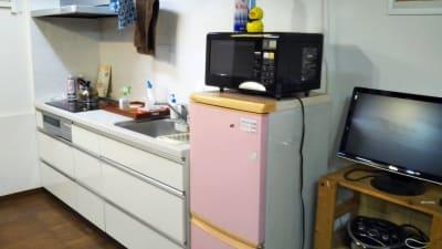 キッチン・冷蔵庫 - Domahouse フリースペースの設備の写真