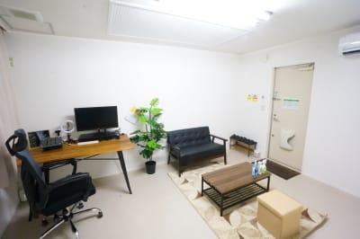 【天神南ミニマルオフィス】 天神南ミニマルオフィスの室内の写真
