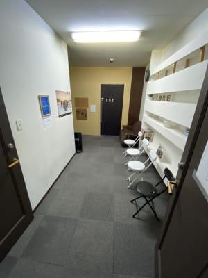 LoRe 2スタジオ レンタルスタジオの入口の写真