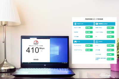 超高速WiFiでどれだけ使ってもインターネット速度が遅くなることはありません。 - Feel Osaka Yu 心斎橋パーティールームの室内の写真