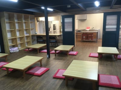 使用イメージ - レンタルスペース&A 多目的スペース、レンタルキッチンの室内の写真