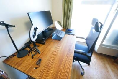 【名古屋則武ミニマルオフィス】 名古屋則武ミニマル1102の室内の写真