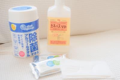 アルコール消毒類 - FOROLA 〜RENTAL PLACE〜の設備の写真