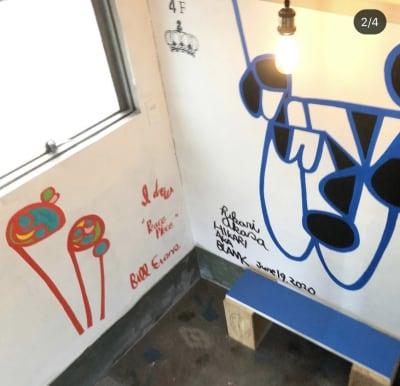 ビル階段アーティストフロア - D403レンタルBLUEROOM 多目的403ブルールームの設備の写真