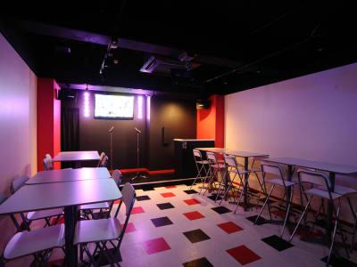 フロア - アニソンBAR とらんぷ イベントスペース、フロア貸切の室内の写真