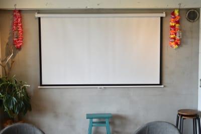 南青山ハワイアンカフェスタイル イベントスペースの設備の写真