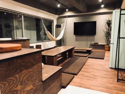 リノスペ水道橋 イベントスペースの室内の写真