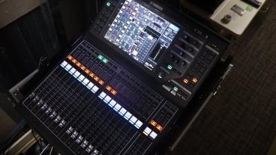 PA設備 - アオヤマロッジ 外苑前徒歩3分イベント&スタジオの設備の写真